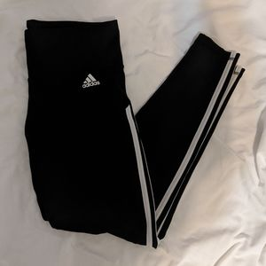Adidas climalite athletic tights